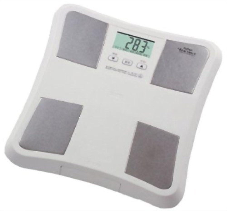 TANITA 体脂肪計付ヘルスメーター ホワイト BF-047-WH