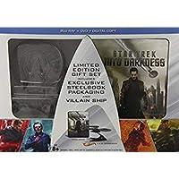 Star Trek Into Darkness Gift Set (Steelbook w/Villain Ship) [Blu-ray] [並行輸入品]