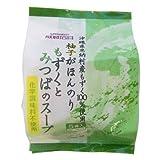 成城石井 恩納村産 もずくとみつばのスープ 5パック×3袋