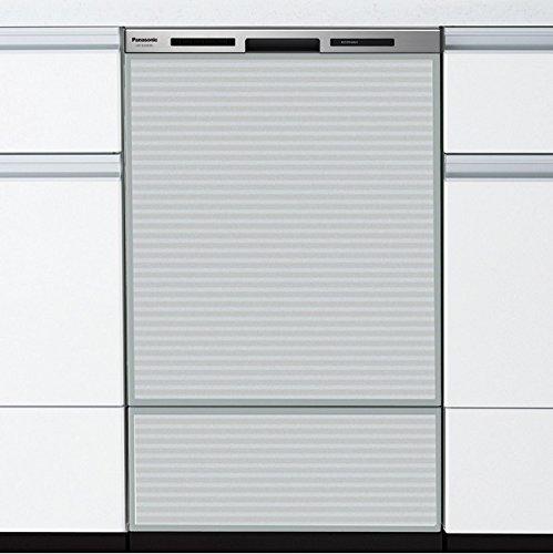 Panasonic (パナソニック) M8シリーズ ビルトイン食器洗い乾燥機 ドアパネル型 ディープタイプ 幅45cm NP-45MD8S