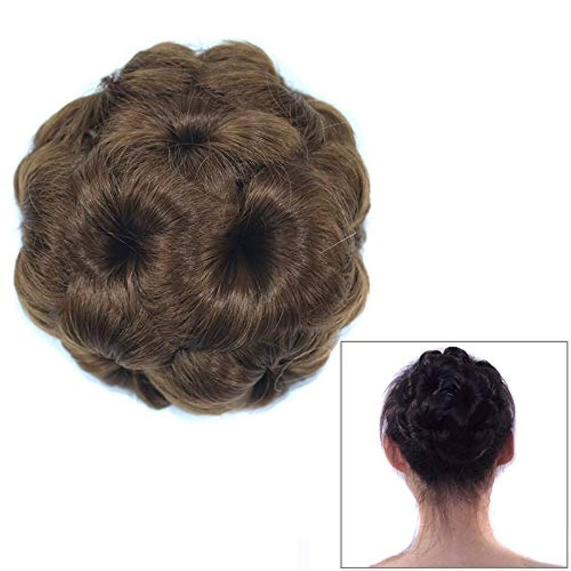 敏感な鎮静剤扱いやすいWTYD 美容ヘアツール 花嫁のための12#ウィッグボールヘッドフラワーヘアピンヘアバッグウィッグヘッドバンド