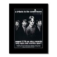 SMALL FACES - Tribute Mini Poster - 28.5x21cm