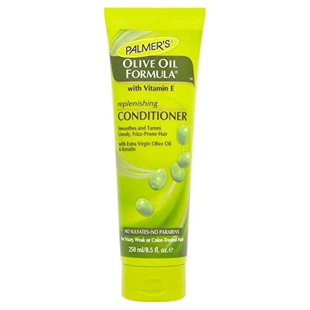 友だち要求するシエスタパーマーのオリーブオイル式リストアコンディショナー250 x4 - Palmer's Olive Oil Formula Restoring Conditioner 250ml (Pack of 4) [並行輸入品]