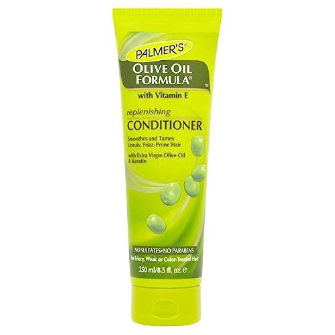 ありそうサラミキャンペーンパーマーのオリーブオイル式リストアコンディショナー250 x4 - Palmer's Olive Oil Formula Restoring Conditioner 250ml (Pack of 4) [並行輸入品]