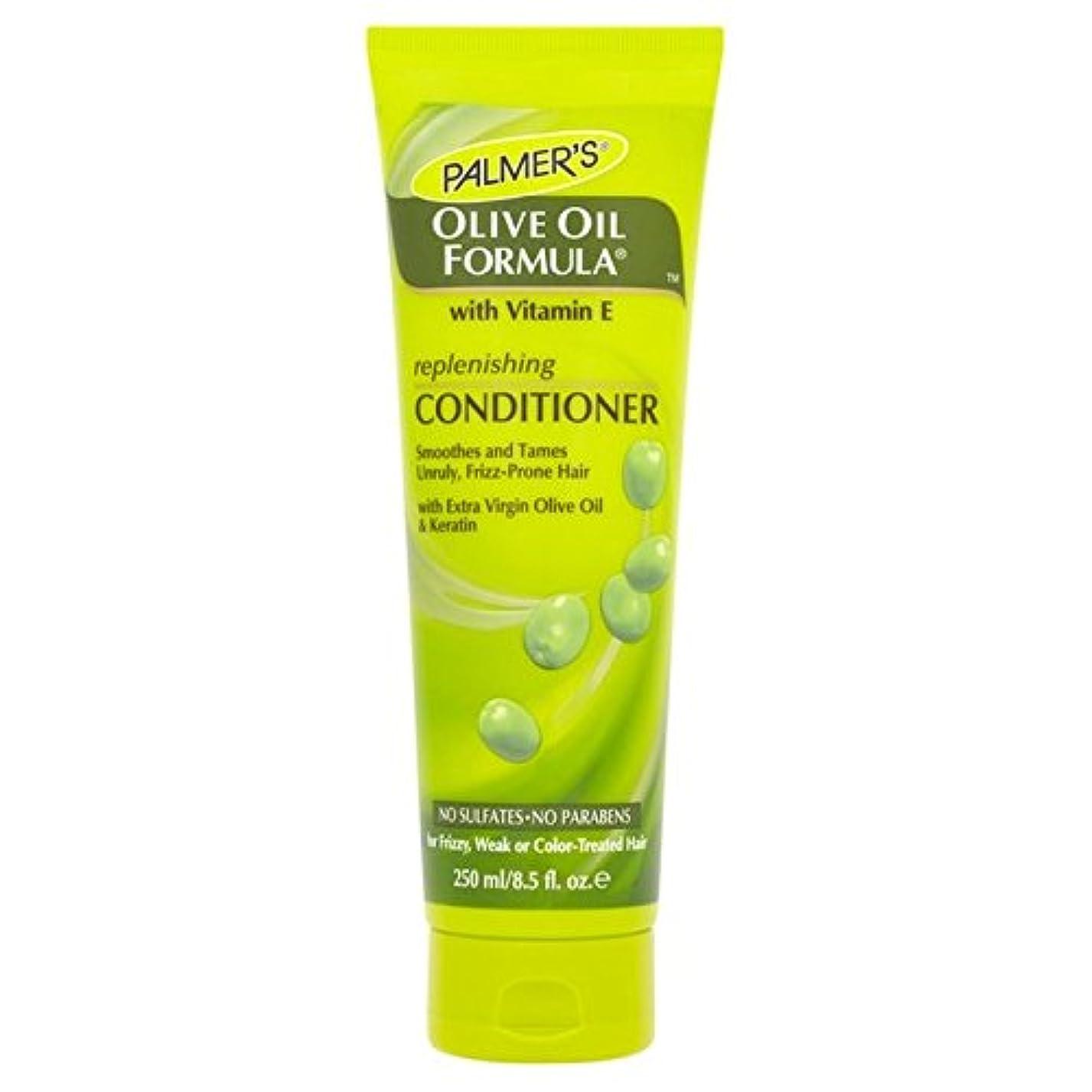 ギャップ花差し控えるパーマーのオリーブオイル式リストアコンディショナー250 x4 - Palmer's Olive Oil Formula Restoring Conditioner 250ml (Pack of 4) [並行輸入品]