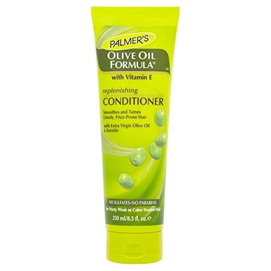 許容臭い王朝Palmer's Olive Oil Formula Restoring Conditioner 250ml (Pack of 6) - パーマーのオリーブオイル式リストアコンディショナー250 x6 [並行輸入品]
