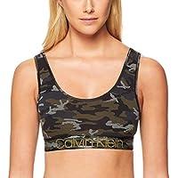 Calvin Klein Women's Camo Unlined Bralette