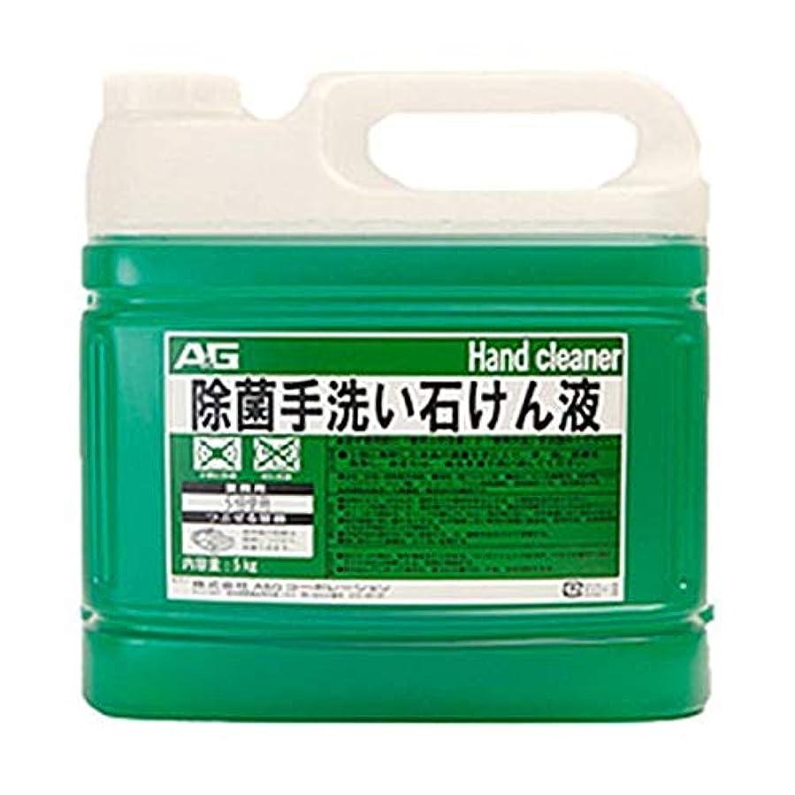 苦しめる消毒剤アグネスグレイ(まとめ)A&Gコーポレーション 手洗い石鹸液5kg(泡 希釈タイプ) 1本【×2セット】 ダイエット 健康 衛生用品 ハンドソープ 14067381 [並行輸入品]