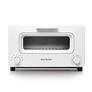 バルミューダ スチームオーブントースター BALMUDA The Toaster K01E-WS(ホワイト)