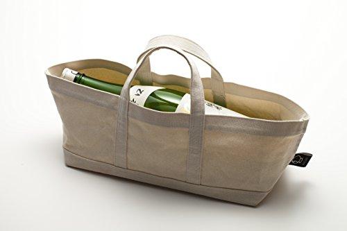 福光屋『一升瓶帆布トートバッグ』