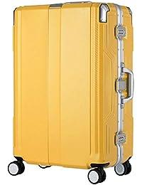ef355b57ce Amazon.co.jp: イエロー - スーツケース / スーツケース・トラベルバッグ ...