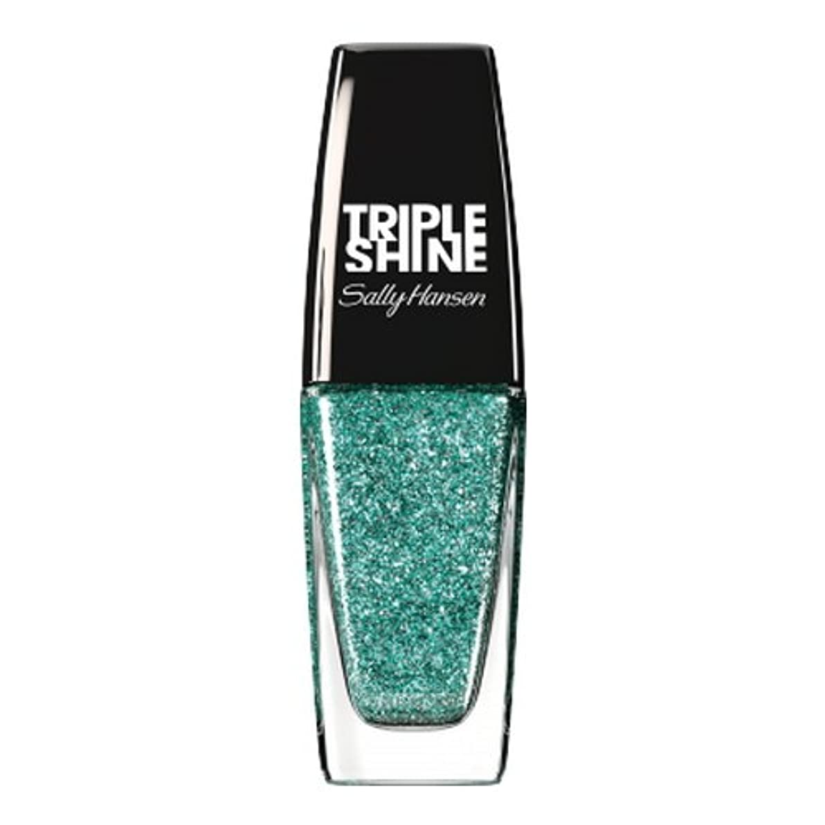 エスカレート無礼に威信SALLY HANSEN Triple Shine Nail Polish - Fanta-Sea (並行輸入品)