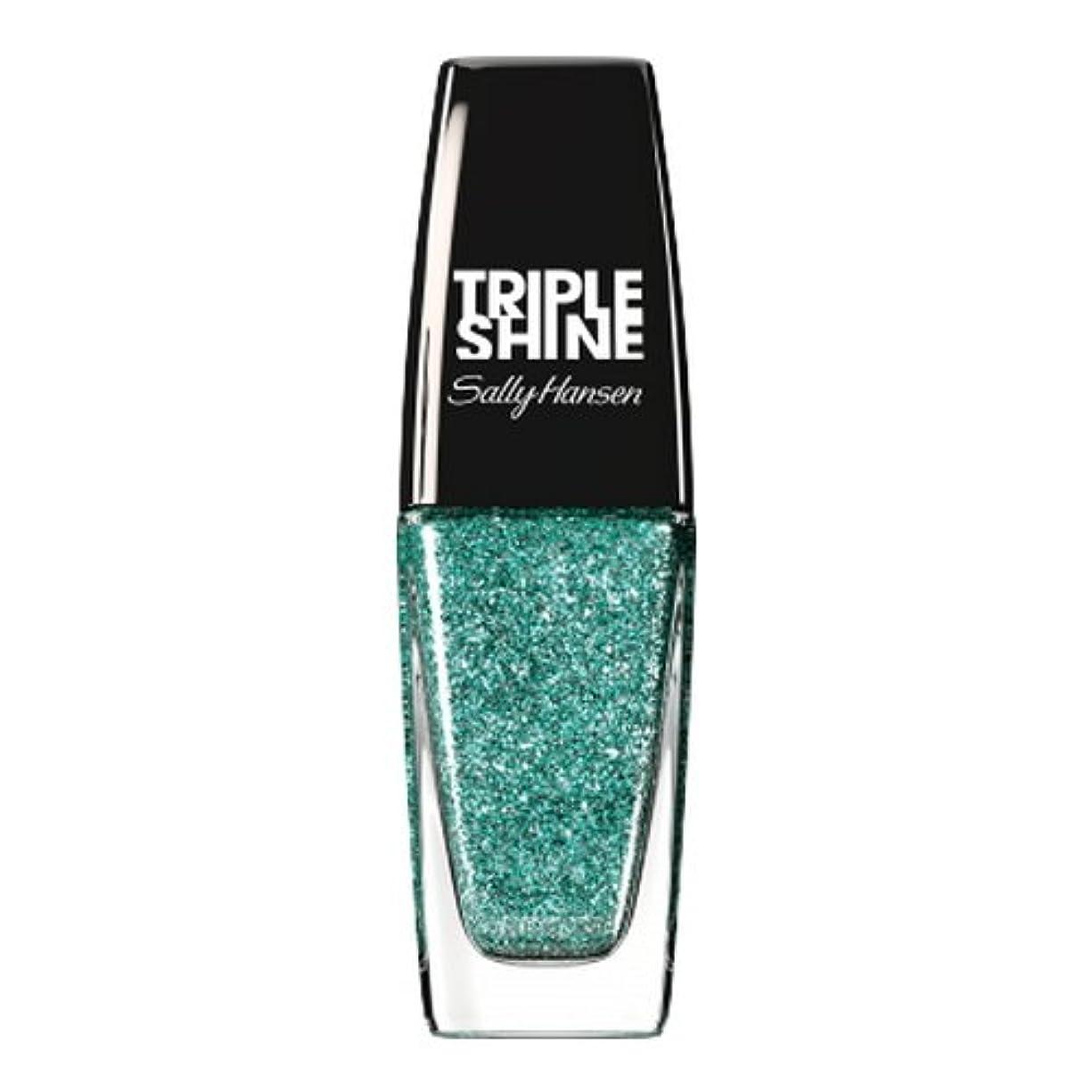 恩赦ルネッサンス偽装するSALLY HANSEN Triple Shine Nail Polish - Fanta-Sea (並行輸入品)