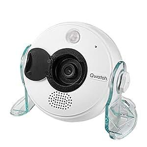 I-O DATA ネットワークカメラ スマホ ペット 子供 見守り 高画質/人感/会話OK/録画/土日も電話サポート/返金保証 TS-WRLP