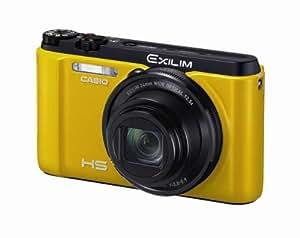 CASIO EXILIM デジタルカメラ 1,600万画素 イエロー EX-ZR1100YW
