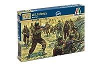 US Infantry Soldiers WWII (48) 1/72 Italeri [並行輸入品]