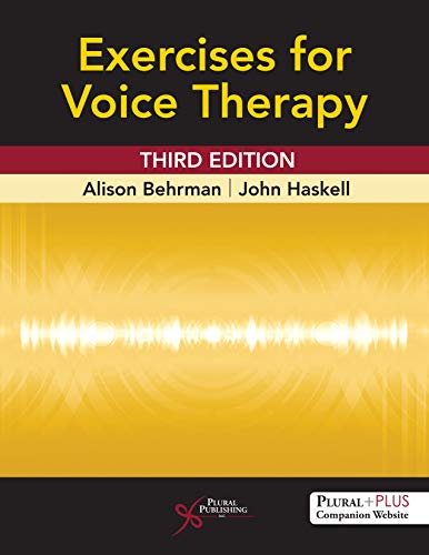 Download Exercises for Voice Therapy 1635501830