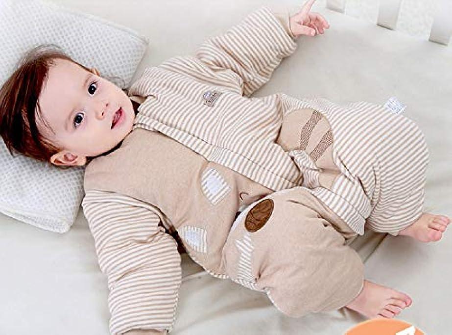 略語いいねハミングバードベビー寝袋 スリーパー 子供 パジャマ 防寒 キッズ 秋冬用 長袖 100%綿 ロンパース 便利 出産祝い 男の子 女の子