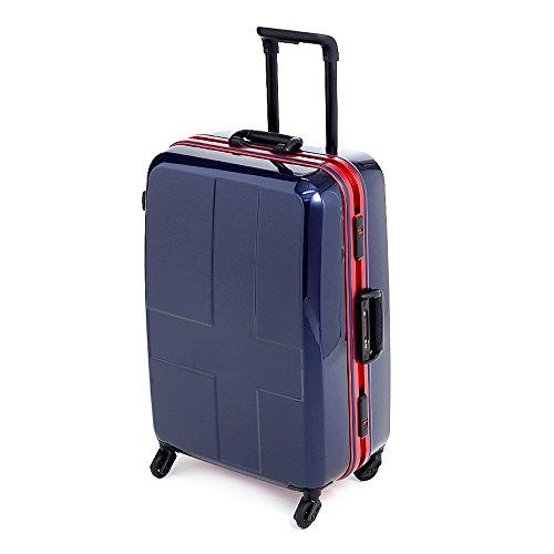 (イノベーター) innovator スーツケース キャリー ハード 旅行 60L 中型 5泊~6泊程度 5.インディゴ