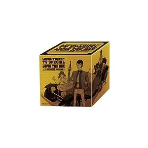 【Amazon.co.jp限定】ルパン三世 テレビスペシャル LUPIN THE BOX~TV スペシャルBDコレクション~(オリジナルCD・DVD ペーパーケース付)