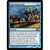 Magic: the Gathering - Mass Polymorph - Magic 2011 by Magic: the Gathering [並行輸入品]