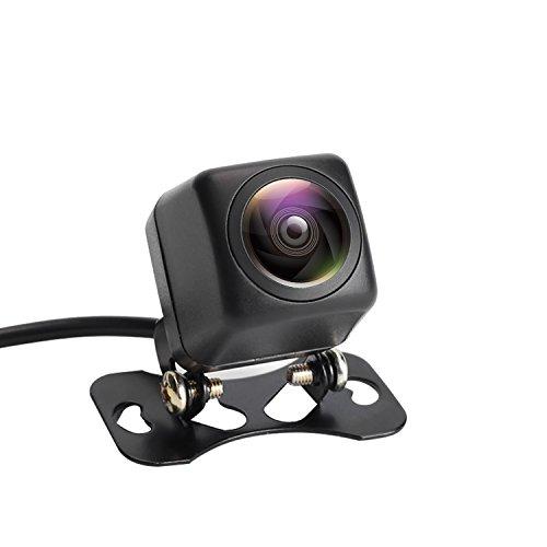 POMILE バックカメラ 夜でも見える 最新超暗視機能 超高画質 魚眼レンズ 広角170°IP67...