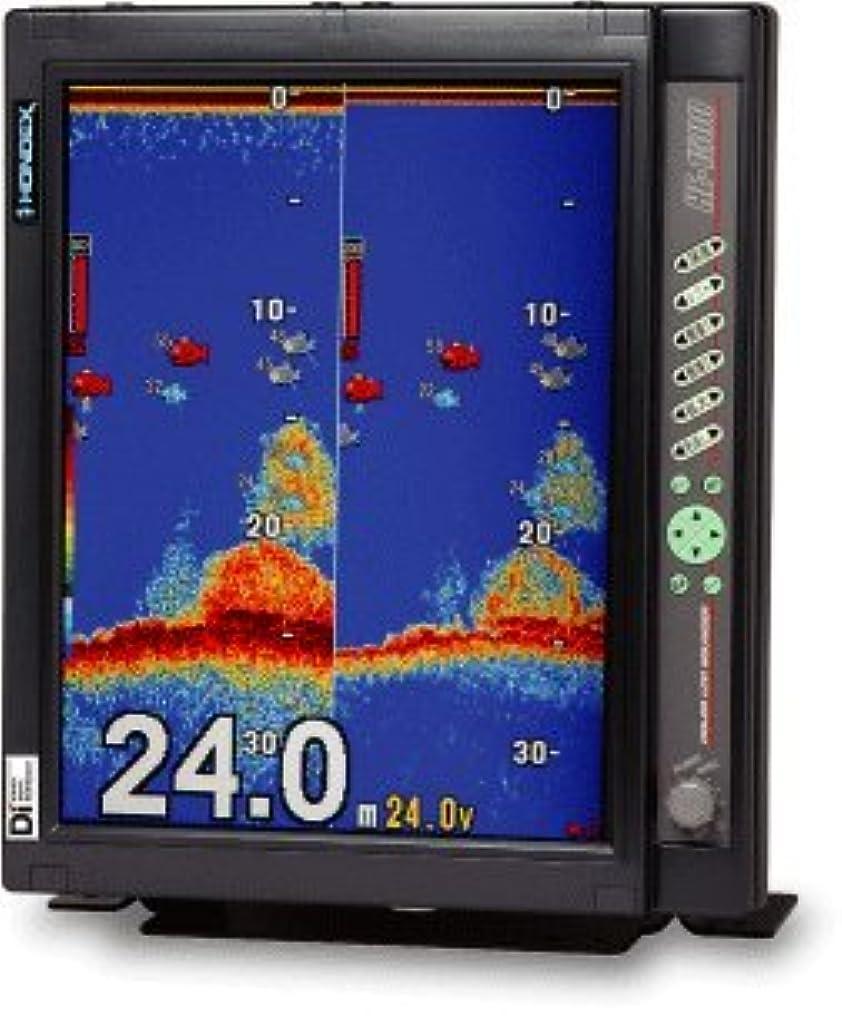 贅沢雲騒ぎHONDEX(ホンデックス) 15型カラー液晶デジタル魚探 HE-1500-Di 1.5kW 50&200kHz