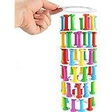 B Baosity 子供 教育おもちゃ ダイスボードゲーム タワー崩壊 バランスゲーム おもちゃ ギフト