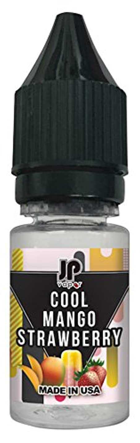 プール軍水差しJPvapor Cool Mango Strawberry 10ml(jpvapor_coolmangostrawberry_10ml)