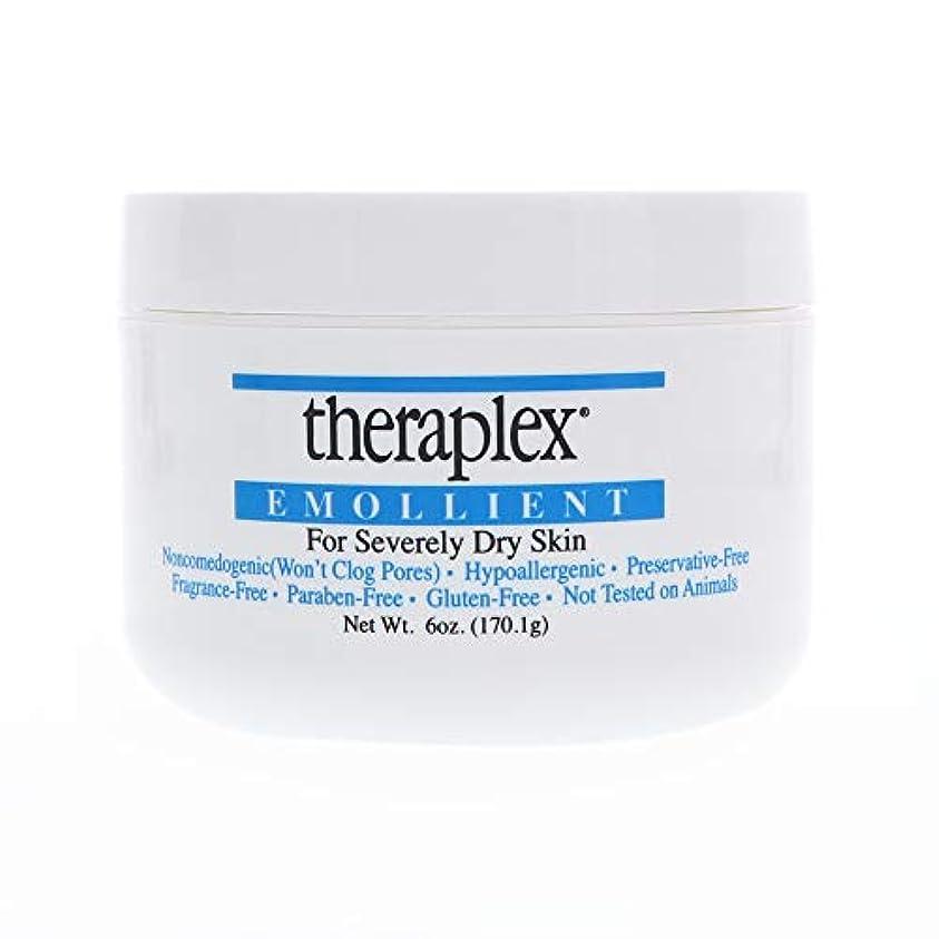 メモマングル個人Theraplex Emollient for Severely Dry Skin 6オンス