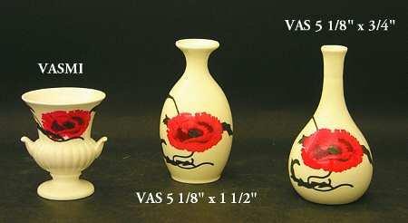ウェッジウッド 花瓶 フラワーベース コーンポピー (スージークーパー) 小さめ [並行輸入品]