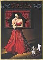 ポスター ラファル オルビンスキ Tosca 額装品 アルミ製ベーシックフレーム(ゴールド)