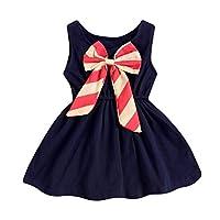 子供服 女の子 Mimoonkaka ドレス ノースリーブ ワンピース キッズ ベビー リボン スカート 旅行 通園 可愛い 出産祝い プレゼント 新生児 赤ちゃん 0-3歳