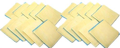 【送料無料】冷凍パイシート(ニュージーランド産バター使用10cm×10cm) (20枚)