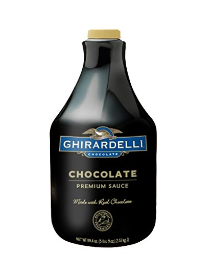 ギラデリ チョコレートソース 2.47kg