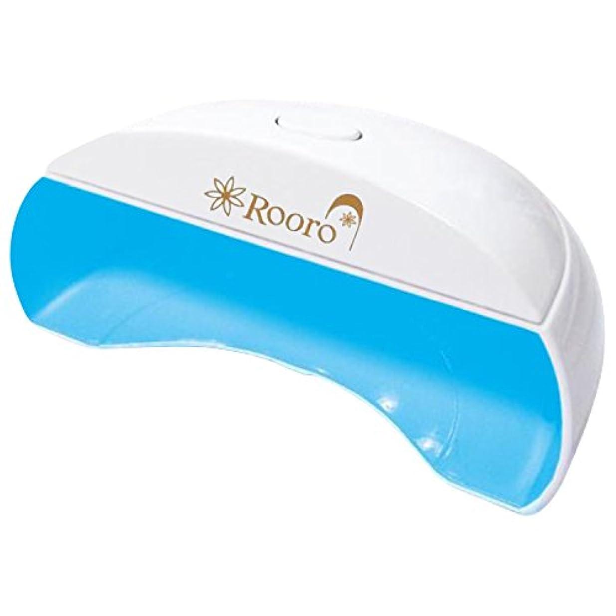 無視する歌歩行者High Quality TIP LED LIGHT LEDライト 5W RO-LEDPK タイマー付/ネイル/フットネイル/USB対応