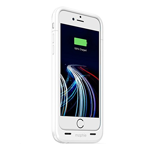#x3010;日本正規代理店品#x3011;mophie juice pack ultra for iPhone 6/6s ( 3,950mAh #x30d0;#x30c3;#x30c6;#x30ea;#x30fc;内蔵#x30b1;#x30fc;#x30b9;)#x30db;#x30ef;#x30a4;#x30c8;