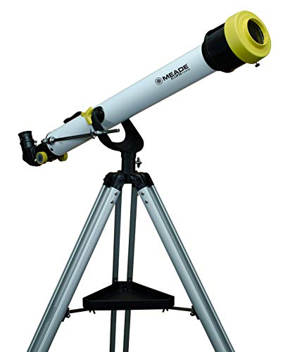 Meade eclipseview 60mm Refracting Day or Night Telescope with Removableフィルタ(227002)