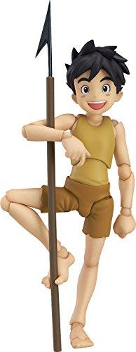 Figma Future Boy Conan Conan non-scale ABS & PVC painted action figure