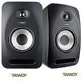 TANNOY アクティブ スタジオモニター スピーカー REVEAL 802 2台セット オリジナルステッカー付 【国内正規品】
