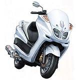青島文化教材社 1/12 ネイキッドバイク No.40 ヤマハ ワイズギア・マジェスティ
