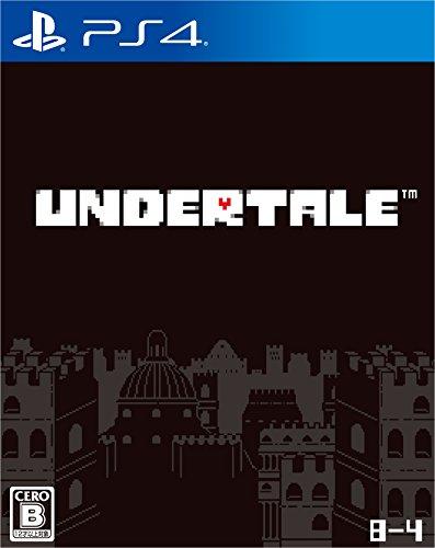 UNDERTALE - PS4 (【永久封入特典】ストーリーブックレット &【Amazon.co.jp限定特典】テミー・チャン描き下ろし ポストカード3枚セット 同梱)