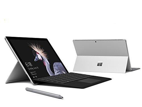 【Microsoft ストア限定】3点セット:Surface Pro (Core-M / 128GB / 4GB モデル) + 専用 タイプ カバー (ブラック) + 専用 ペン (プラチナ) 【純正】