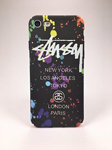 【STUSSY ステューシー】iPhone7ケース アイフォン7 スマホケース カバー アイフォン7 iphone7カバー ファッションデザイン [並行輸入品] (iPhone7ケース)