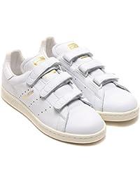 日本国内正規品 adidas アディダス オリジナルス スタンスミス [STAN SMITH CF] ランニングホワイト/ランニングホワイト/ゴールドメット BC0417