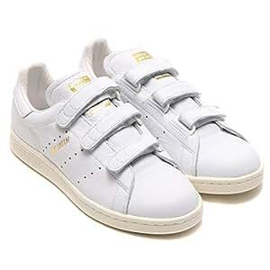 正規品 adidas アディダス オリジナルス スタンスミス [STAN SMITH CF] ランニングホワイト/ランニングホワイト/ゴールドメット BC0417 22.0cm