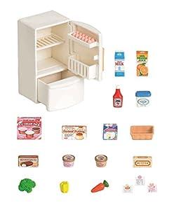 シルバニアファミリー 家具 冷蔵庫セット