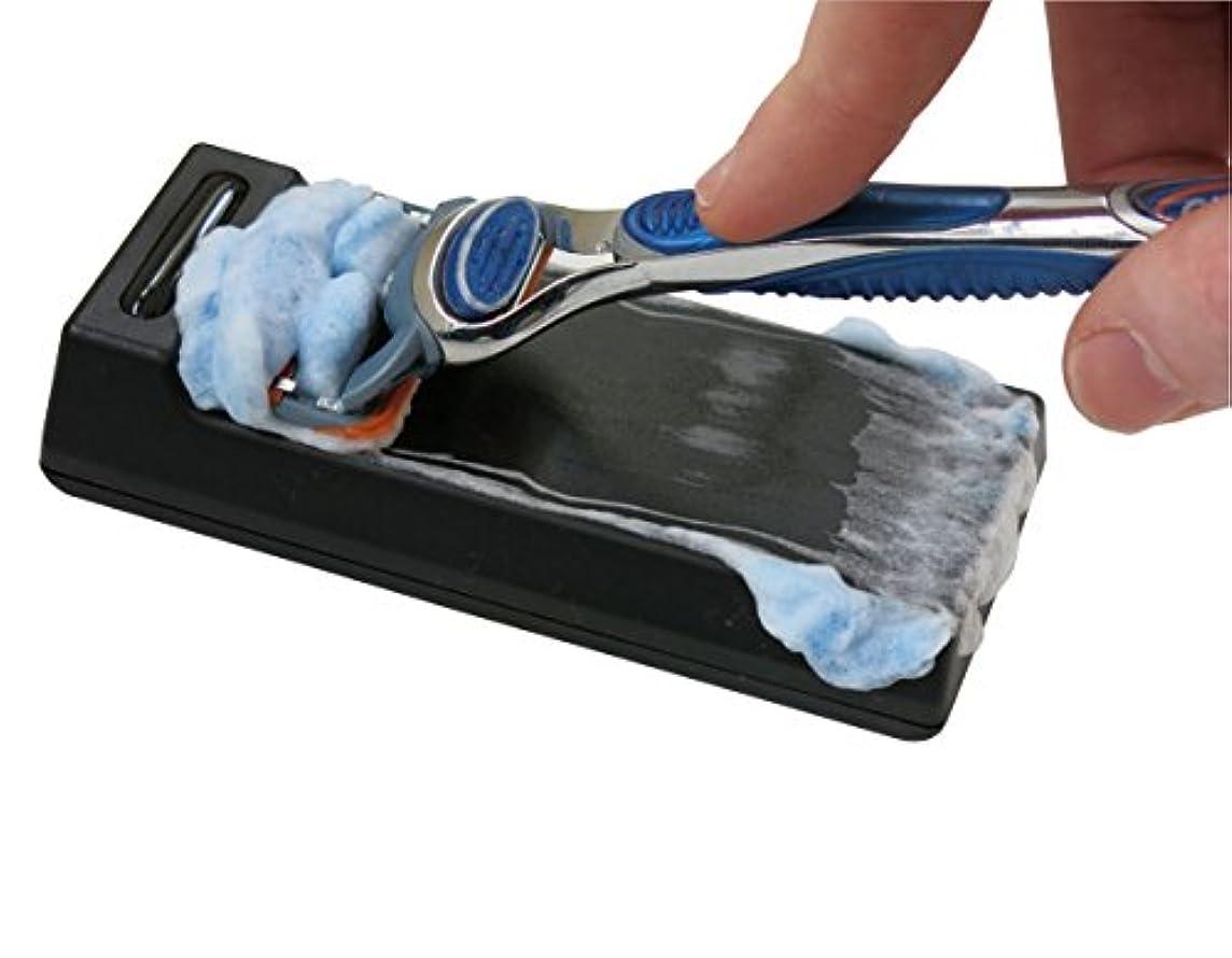 浸す木製吸収剤Cannelle カミソリ刃クリーナー BladeTech ブレードテック
