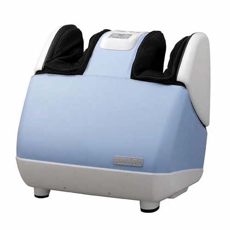 つばベイビークレデンシャルフジ医療器【ヒーター機能搭載】足先?足裏からふくらはぎまでリフレッシュフットマッサージャー SG-520