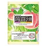 マンナンライフ 蒟蒻畑 白桃味25g×12個×12袋入×(2ケース)